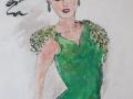 Modebild grün