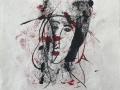 Portrait a la Modigliani I 22 x 42