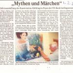 Mythen und Märchen 2012